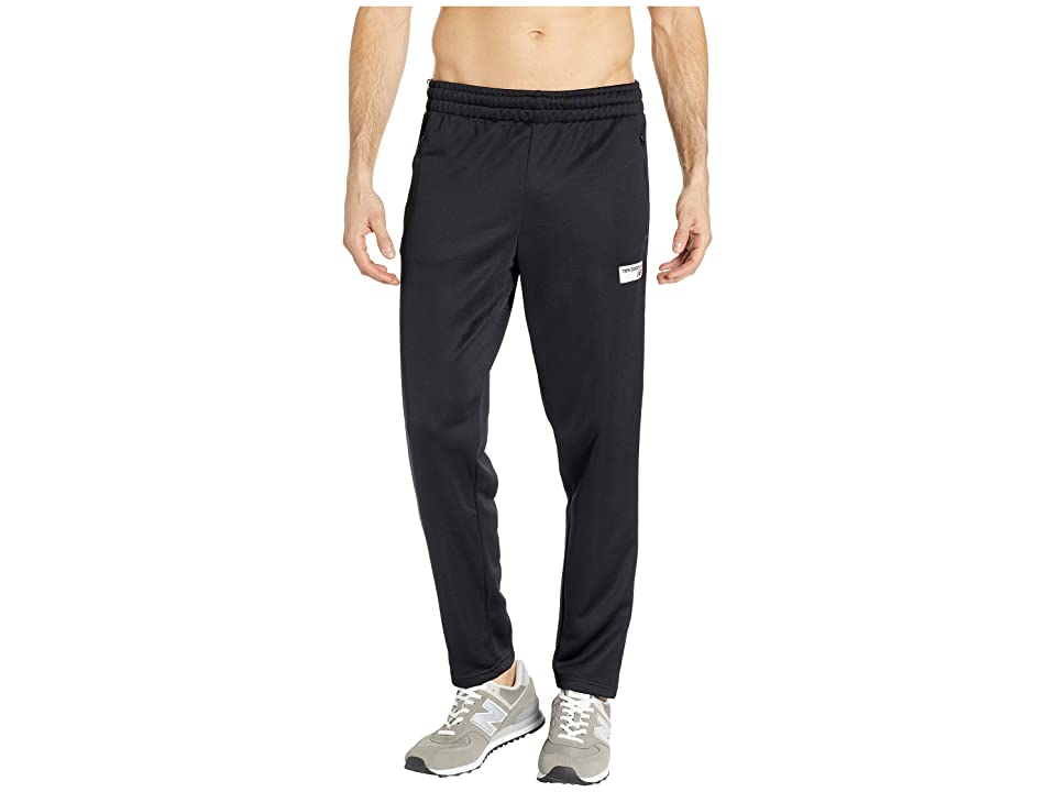 New Balance Athletics Track Pants (Black) Men