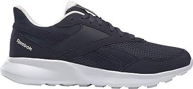 حذاء رياضي نسائي للجري برباط ونعل مختلف اللون من ريبوك كويك موشن 2.0
