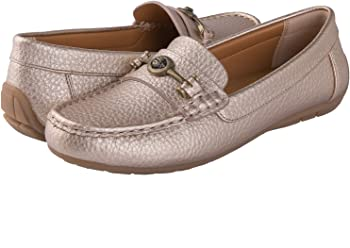 Globalwin Women's Driving Moccasins Slip On Penny Loafers