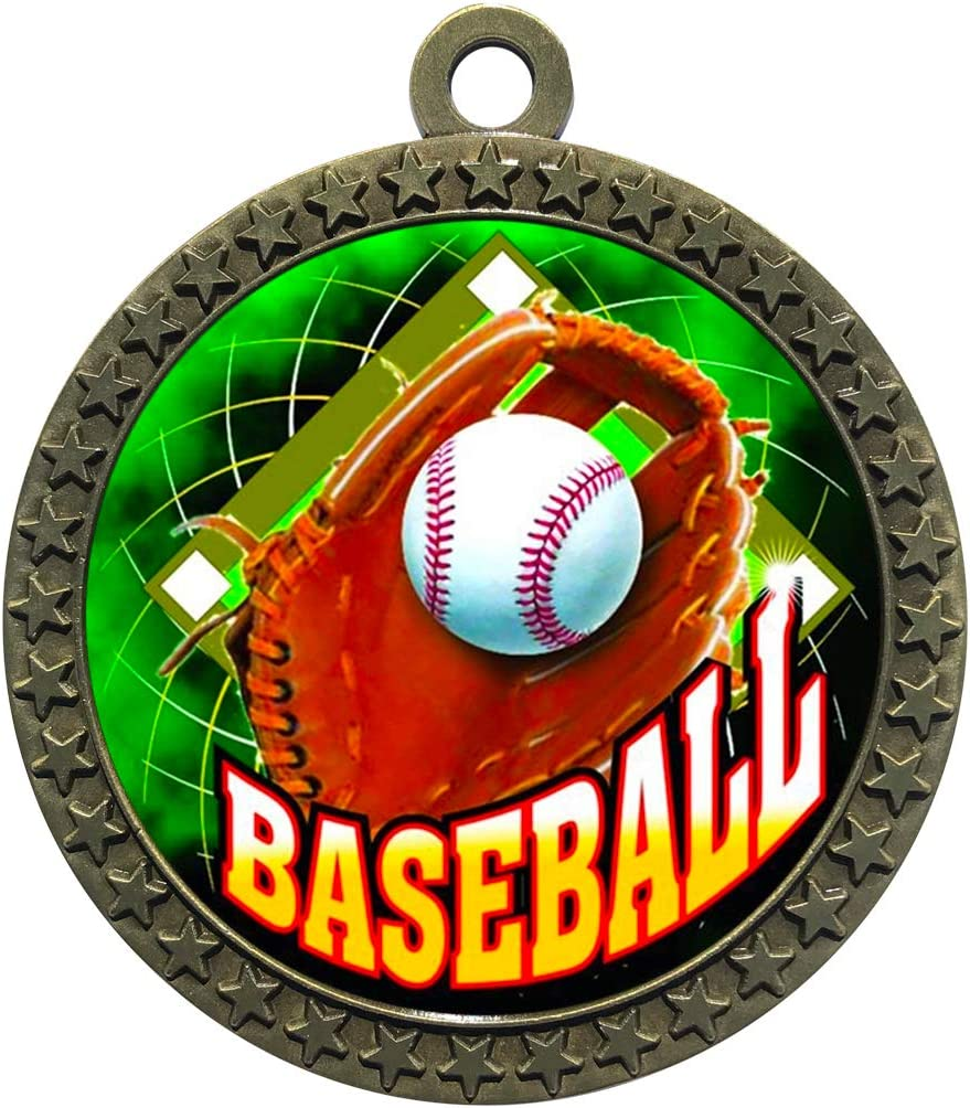 Express Medals Store safety 1 to 50 Packs wi Medal Gold Award Trophy Baseball
