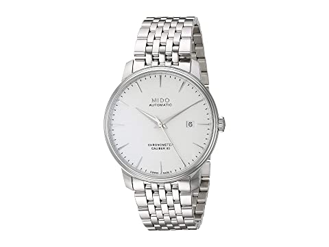 Mido Baroncelli Cosc Chronometer with Stainless Steel Bracelet - M0274081103100