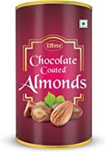 Effete Chocolate Coated Roasted Almonds Chocolate - 96 Grams