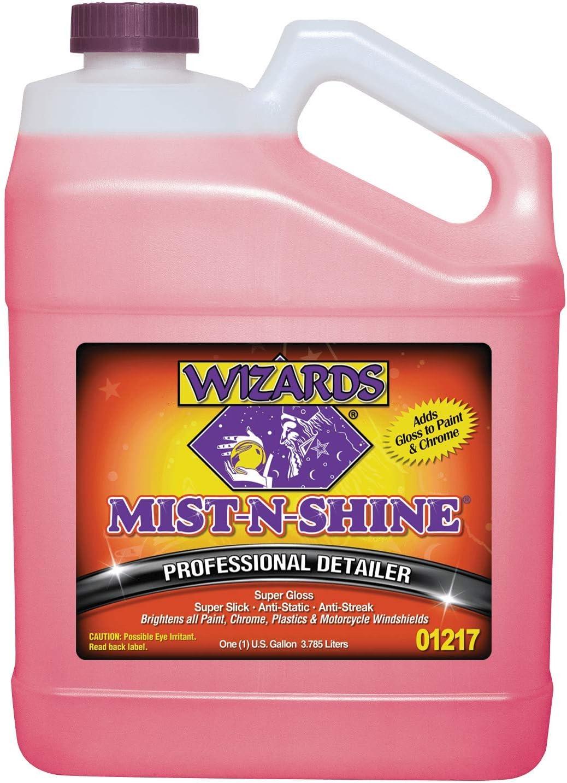 WIZARDS Selling rankings - Mist-N-Shine Professional Car Detailer Det Award-winning store High-Gloss