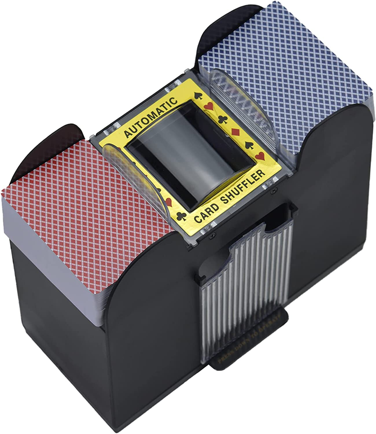 Nileole 1-6 Popular products Decks Ranking TOP6 Automatic Card Shuffler Elec Battery-Operated