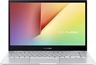 "ASUS VivoBook Flip 14 TP470EA#B08CV8G31G, Notebook in alluminio, Monitor 14"" Touchscreen FHD Glossy, Intel Core 11ma gener..."
