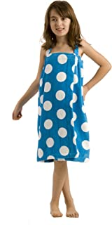 byLora Terry Cotton Girls Cover Up, Aqua, Small