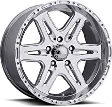 18 inch 18x9 Ultra Wheel Bandlands Polished wheel rim; 6x135 bolt pattern with a +25 offset. Part Number: 208-8963P