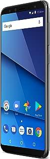 BLU Pure View -32GB 3GB RAM, 5.7 HD 18:9 Display Smartphone with Dual Front Selfie Cameras -Black