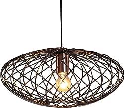 MSTAR Industrial Pendant Lights, Vintage Ceiling Hanging Lighting Fixture for Kitchen Island, Dining Room Chandelier, Pool Table Light (Antique Copper)