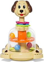 MooToys 'Doggy Spinner' Push Spin Dog, Help Develops Your Baby's Fine Motor Skills (MT-104)