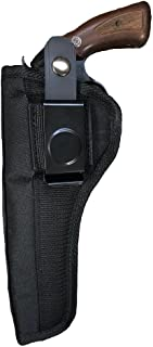 Nylon Belt or Clip on Gun Holster Fits Ruger Blackhawk, Super Blackhawk, Vaquero, Single Six, Super Single Six, Bisley Vaq...