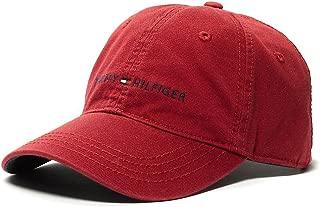 Men's Hat Ball Cap Red
