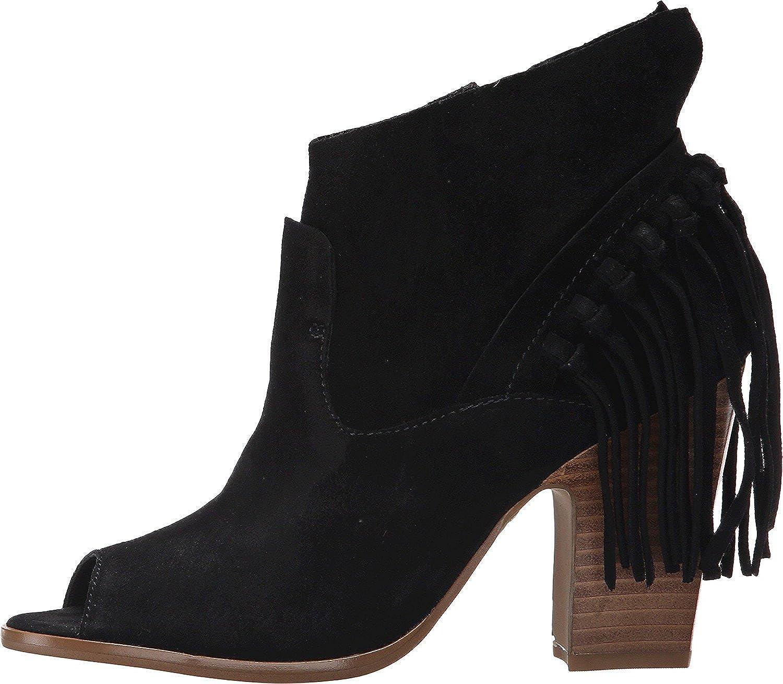 Marc Fisher LTD Onita Black Suede Women's shoes