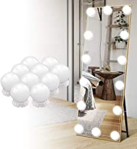 Mirror Lights Kit String Light LED Vanity Makeup Mirror Light Hollywood Style Makeup Bulbs for Vanity Table Set in Home Ba...