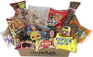 20 Japanese candy box gift DAGASHI set japanese sweets and snack food japanese kitkat