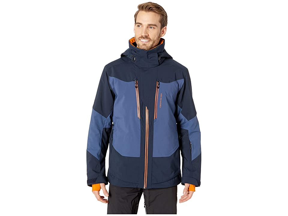 Obermeyer Kodiak Jacket (Nocturnal Blue) Men