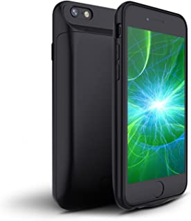 iPhone 7 Plus Battery Case, P-wolf Pro iPhone 5000mAh / 170% Extra Capacity Battery Rechargeable Portable Expansion Battery Charger Box for iPhone 7 Plus(5.5 in) [24 Months Warranty]
