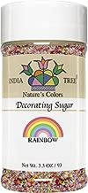 natural colored sugar sprinkles