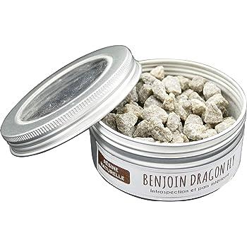 Boîte d'Encens Premium en Morceaux - Benjoin Dragon Fly
