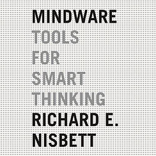 Mindware audiobook cover art