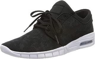 Men's Stefan Janoski Max Skate Shoe (9) Black