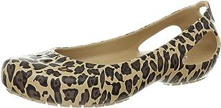 Crocs Women's Kadee Leopard Flat