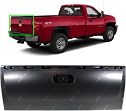 MBI AUTO - Primered Steel, Tailgate Shell for 2007-2013 Chevy Silverado & GMC Sierra 1500 2500 3500 07-13, GM1900125