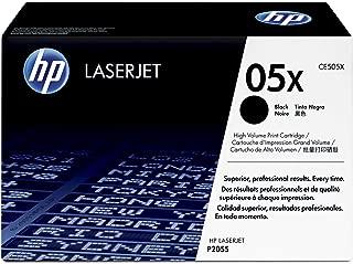 HP 05X | CE505X | Toner Cartridge | Black | High Yield