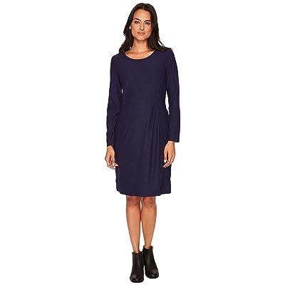 ExOfficio Wanderlux Tulipa Marl Dress (Blueprint Marl) Women