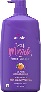 Aussie Total Miracle Collection Shampoo, 26.2 Fluid Ounce