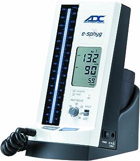 ADC 9002DK-MCC 9002 E-Sphyg II - Tensiómetro automático con puños y soporte de sobremesa