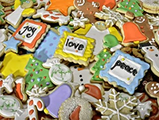 Christmas Cookies Jigsaw Puzzle 550 Piece