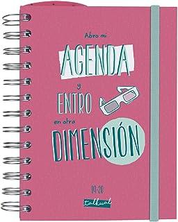 Amazon.es: agenda finocam