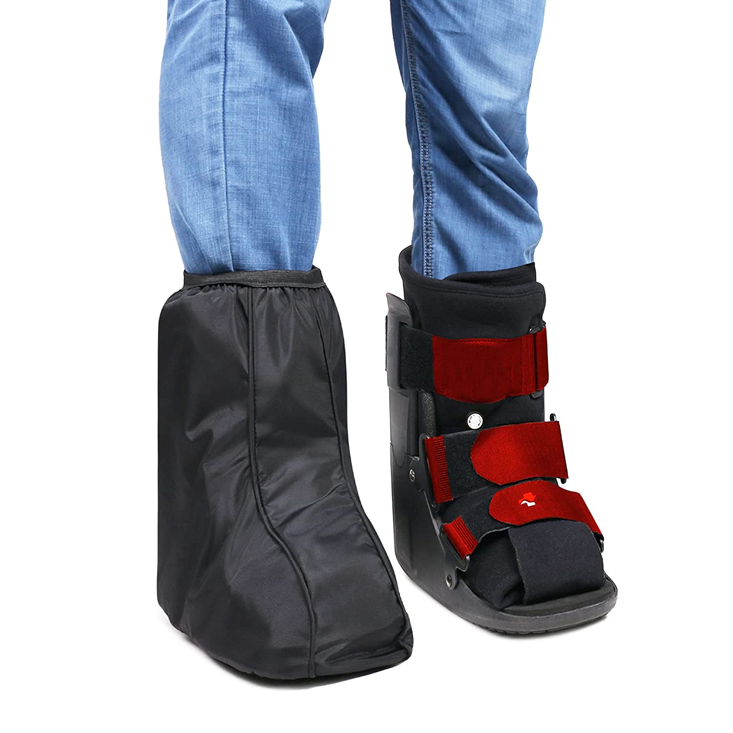 Gifts ARUNNERS Walking Boot Cover for Brace Orthopedic Boston Mall and Fra Medical