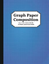 Graph Paper Composition Notebook: Quad Ruled 5×5, Grid Paper for Math & Science Students (8.5 x 11) PDF