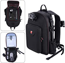 Smatree Backpack Compatible with DJI Mavic 2 Pro/Mavic 2 Zoom/GoPro Hero 2018/ Hero 7/6/5/4/3 Plus/3,Fit for DJI Smart Controller