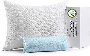 COHOME King Memory Foam Pillow