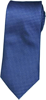 Extra Long Fashion Tie by Towergem Men's Woven Jacquard Handmade XL Necktie