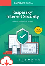 kaspersky internet security 3 user 1 year
