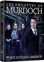 Les Enquêtes de Murdoch-Intégrale Saison 13 [Blu-Ray]