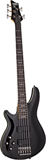 Schecter OMEN-5 Left Handed 5-String Bass Guitar