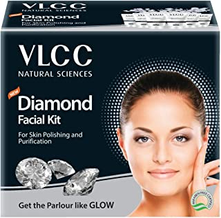 VLCC Diamond Facial Kit, 50g+10ml