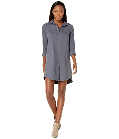 Prana Yarrow Dress (Noir Blue) Women