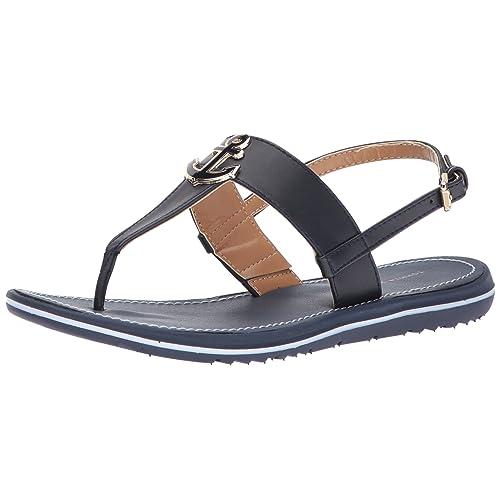0372f103984548 Tommy Hilfiger Women s Galiant Flat Sandal