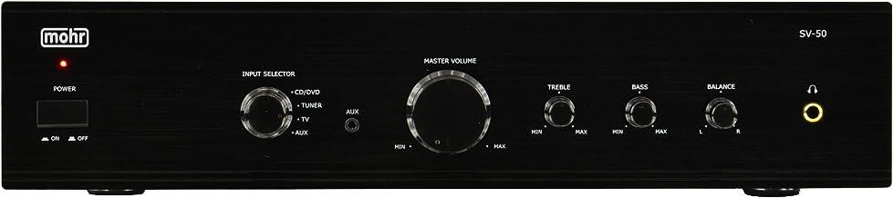 Stereoverstärker Vollverstärker mohr SV50 HiFi Verstärker
