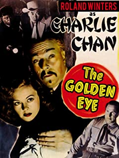 The Golden Eye - Roland Winters As Charlie Chan