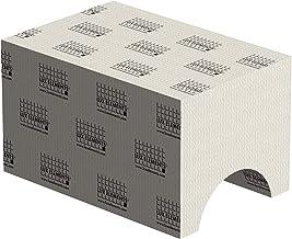 LUX ELEMENTS LREL8004 Relax-BA G 750, bankvorm Solo (lengte 750 mm) geprefabriceerde zitbanken voor badkamer en douches, g...