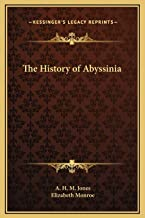 The History of Abyssinia