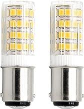 per Indoor Indoor RV Camper Lighting Ba15d 1141 1156 1073 1093 1129 di ricambio 2-Pack Ba15d LED Lampada 5W AC//DC 12V SBC baionetta doppia a contatto bianco freddo 6000K 35w equivalenti