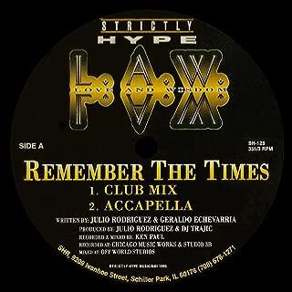 Remember the Times (Tim ''spinnin'' Schommer's Radio Edit)